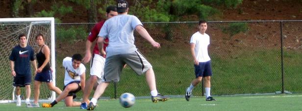 9. Get Involved in a JMU Club or Intramural Sport