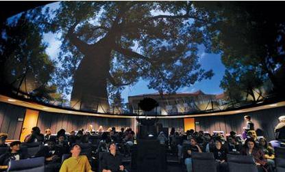 19. Visit the Planetarium