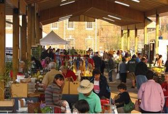 17. Go to the Farmer's Market