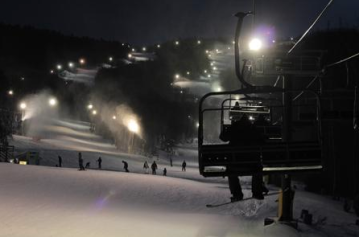 16. Go skiing or snowboarding at Massanutten