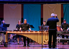12. Attend an event at the JMU Forbes Center for Performing Arts