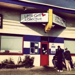 The Little Grill Collective in Harrisonburg, VA