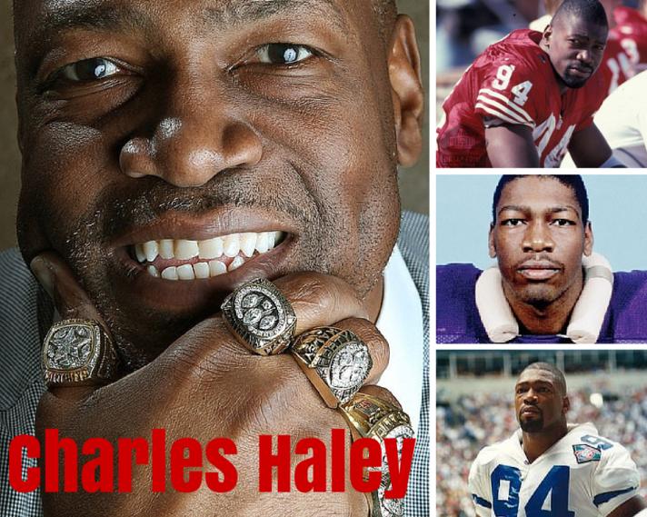 Charles Haley JMU famous duke