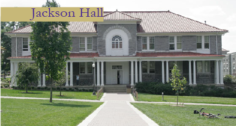 Jackson Hall Built in 1909