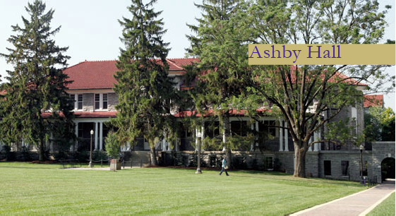 Ashby Hall Built in 1911