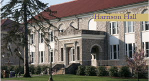 Harrison Hall Built in 1915