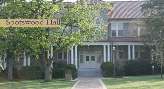 Spotswood Hall Built in 1917