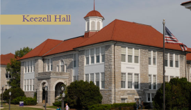 Keezell Hall Built in 1927