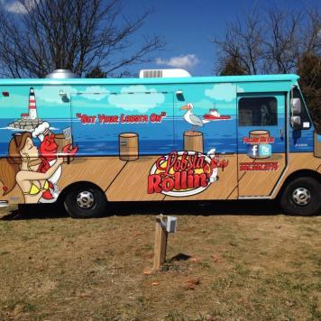 LobstaRollin Food Truck