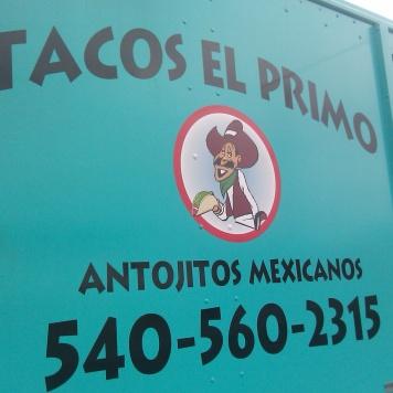 Tacos El Primo Food Truck