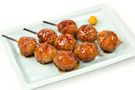 Meatball Skewers JMU