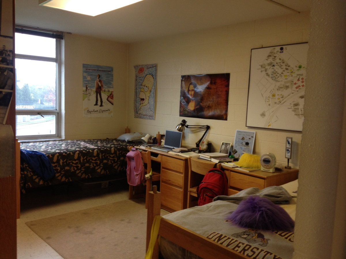 Jmu Honors Housing Choose Which Room