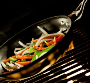 JMU has lots of hidden food gems, often featuring fresh items like the stir fry shown here.