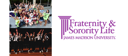 JMU Greek Life- Fraternity and Sorority Life