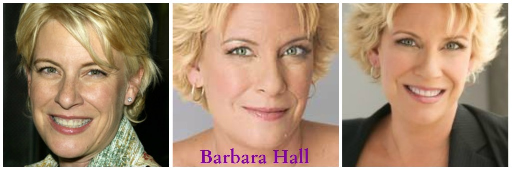 Barbara Hall Collage