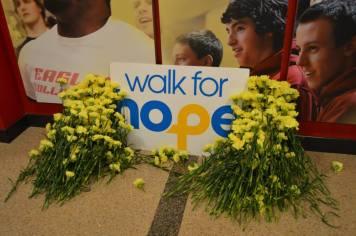 W-hope sign
