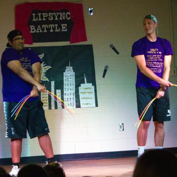 UPB Lip Sync Battle