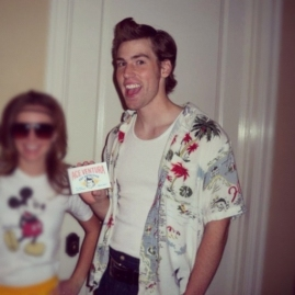 Ace Ventura Costume - Image from WordPress