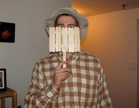 Wilson from Home Improvement Costume - Image from PopSugar