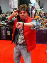 Marty McFly Costume - Image from Pinterest
