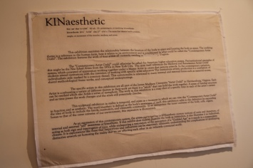 The show was named after kinesthesia, or the sense of awareness of your body.