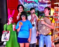 Bob's Burgers Cast Costumes - Image from Brit + Co