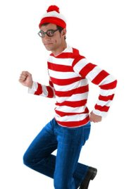 Waldo Costume - Image from Amazon