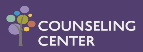 The logo of the JMU Counseling Center.