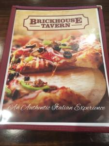 Brickhouse Tavern Menu