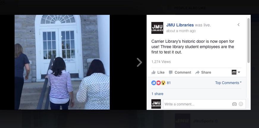 facebook-live-entrance