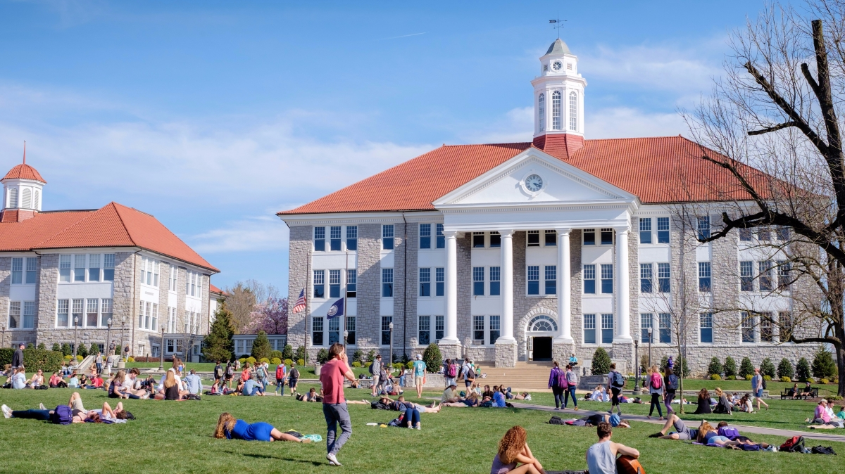JMU Ranks Among The Highest Rated Universities of 2017