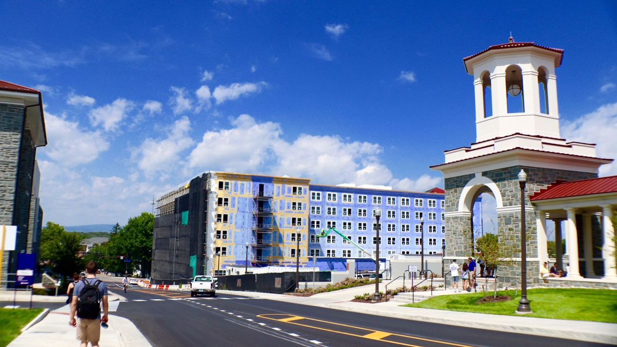 JMU Construction Update