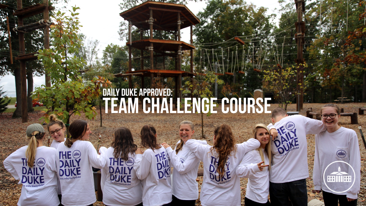 UREC TEAM Challenge Course Review