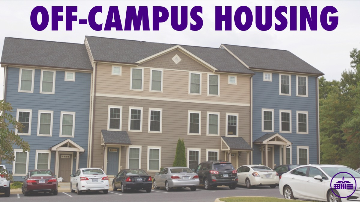 Your Guide to Off-Campus Housing