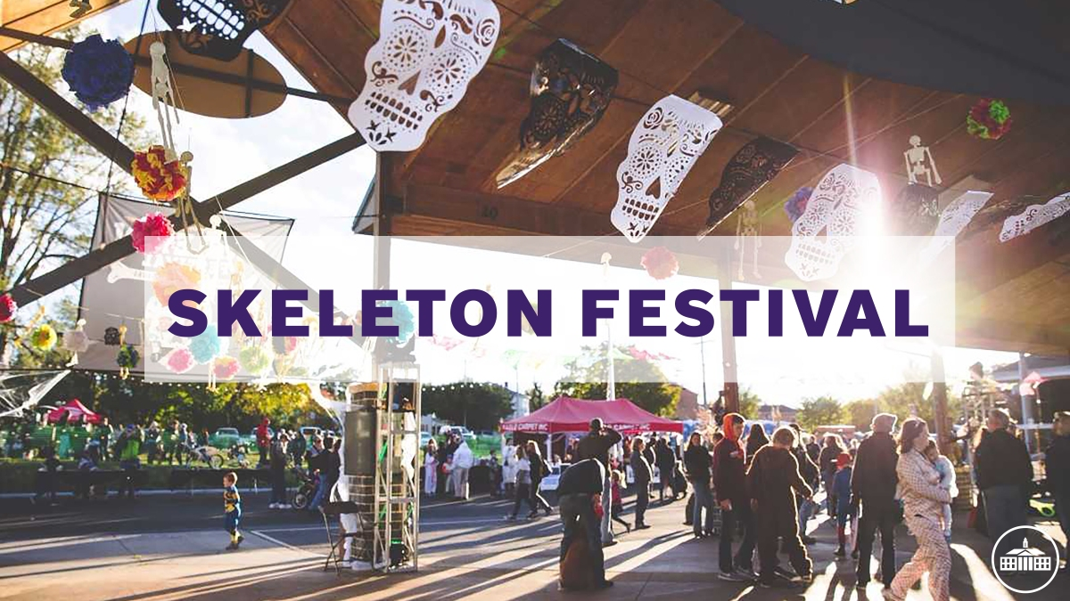 Weekend Watch: The Skeleton Festival