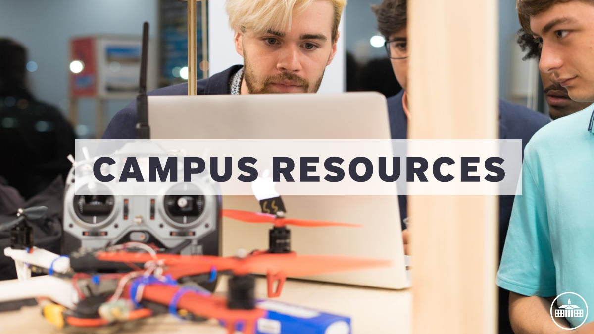 Four Campus Resources You're Not Using