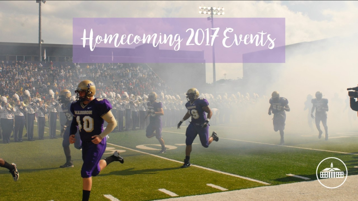 Homecoming Happenings [Infographic]