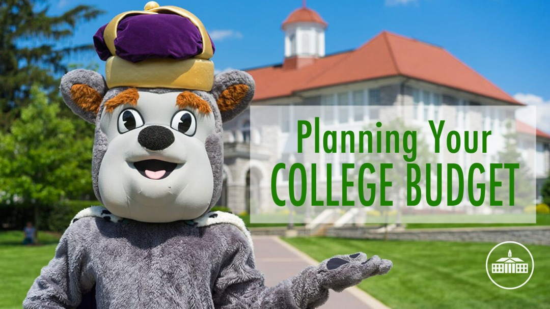 Making A Simple College Budget THE DAILY DUKE