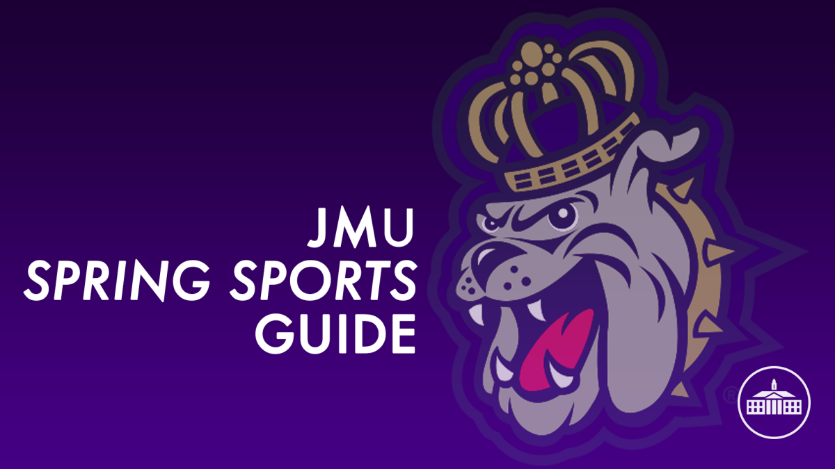 Your Guide to JMU Spring Sports - 2018