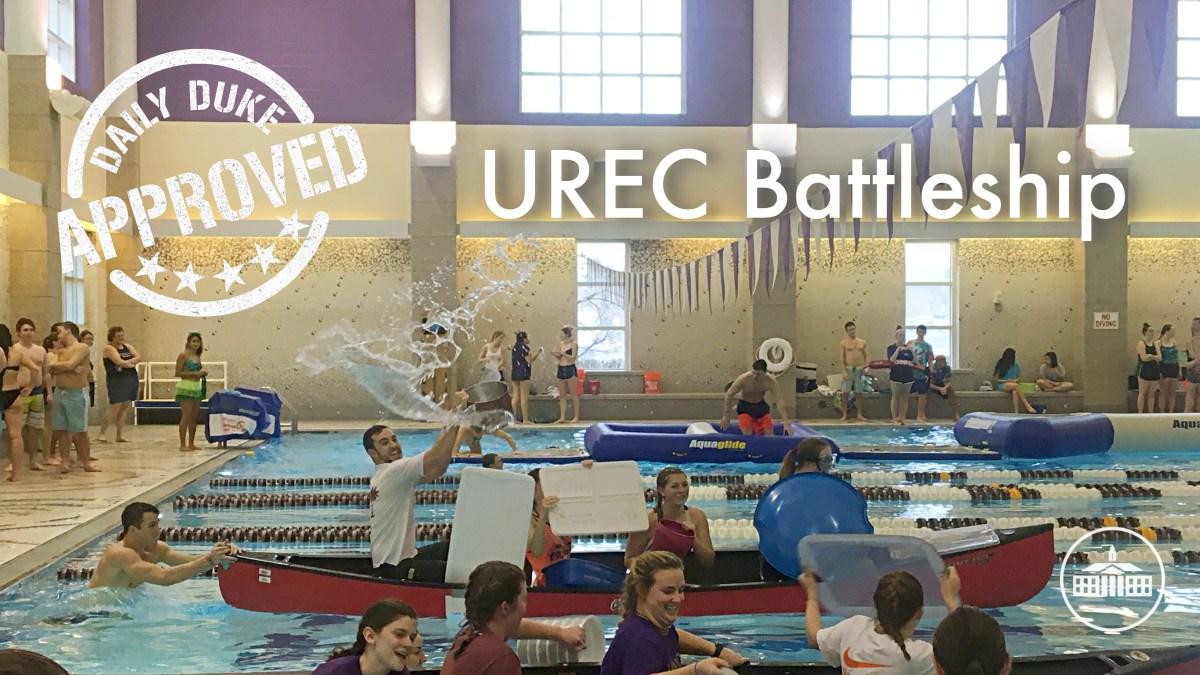 Daily Duke Approved-UREC Battleship