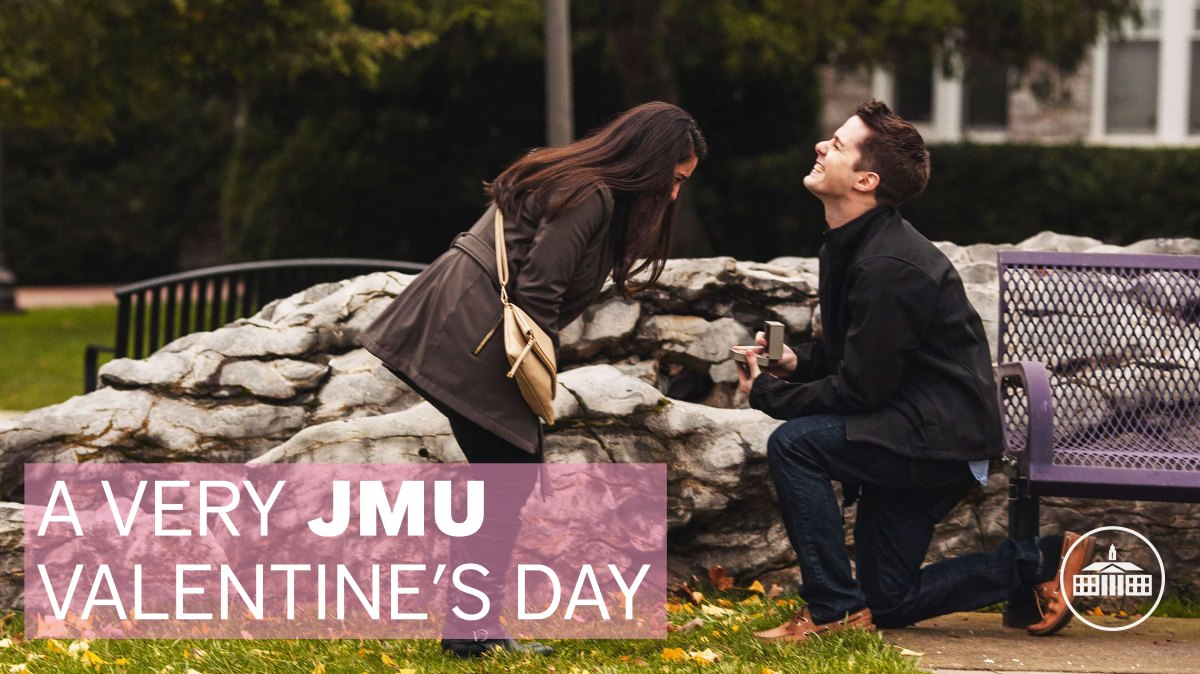 A Very JMU Valentine's Day
