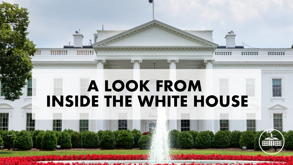 A Look Inside The White House