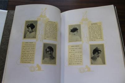 1918 protraits