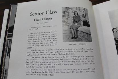 1948 senior class