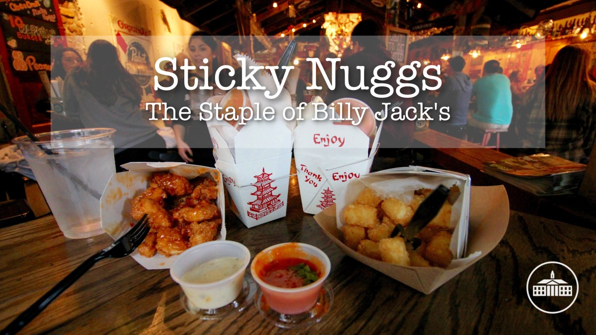 Sticky Nuggs: The Staple of Billy Jack's